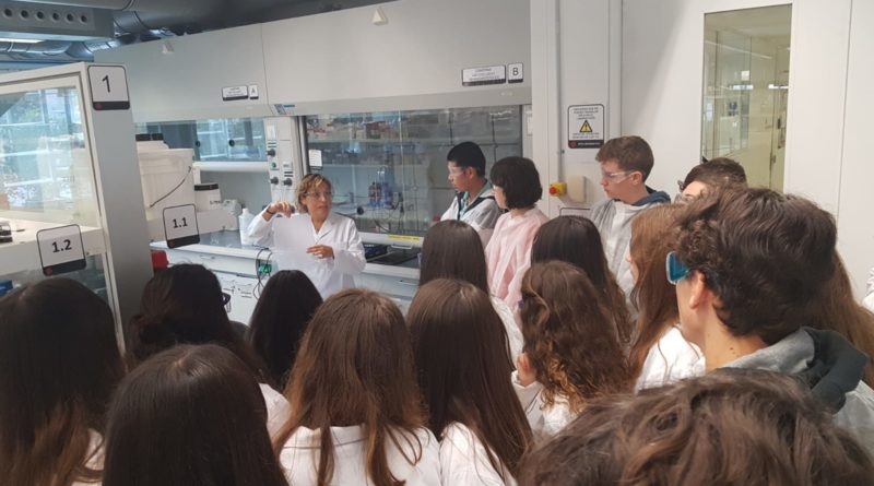 Nanomaterials for Young People: Leitat collaborates with EscoLab